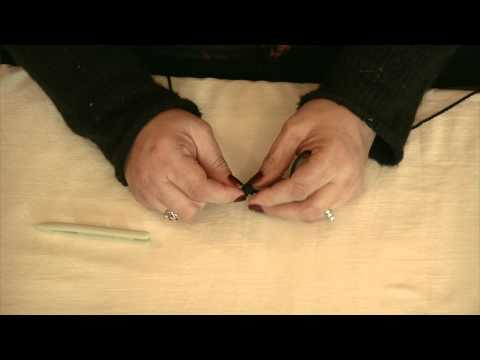 How to Make a Knotted Twine Cord Rosary Hints