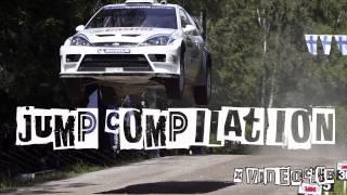 Rally jump compilation