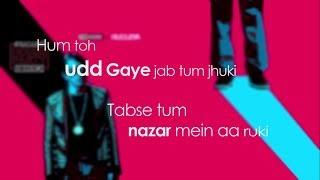 AIB : Udd Gaye Lyrics by RITVIZ [LYRICS Video] | #BacardiHousePartySessions  HD