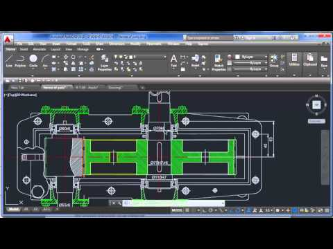 How to design a gearbox- part 3- Drawing
