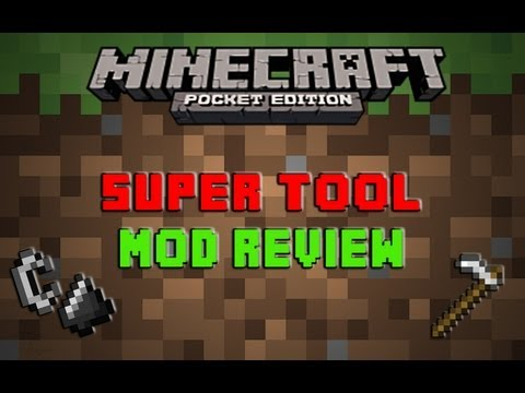 Minecraft Pocket Edition- Light TNT In Creative Mod Review {0.6.1}
