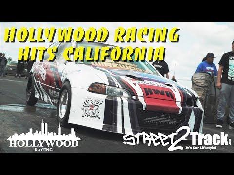 Hollywood Racing M80 x Street2Track Hits Sacramento Raceway!