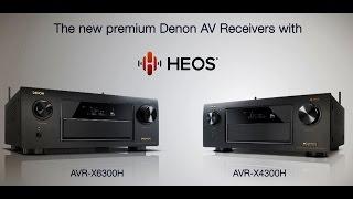 Denon AVR-X4300 Dolby Atmos AV Receiver Review - PakVim net