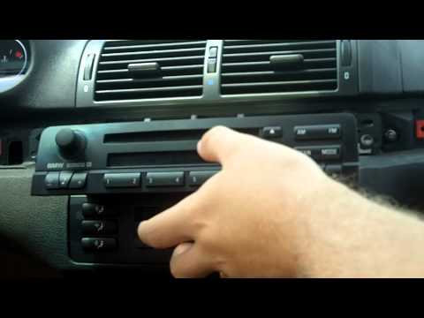 How To Install A Headunit In A 03 BMW 330 Xi