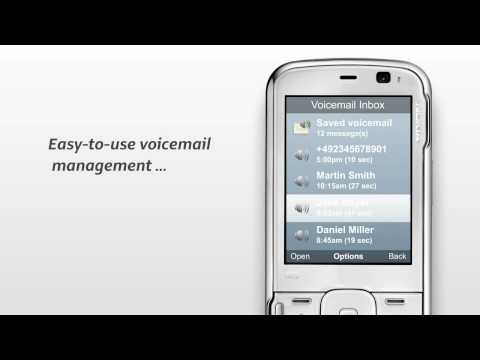 LiveMedia Visual Voicemail by Communology