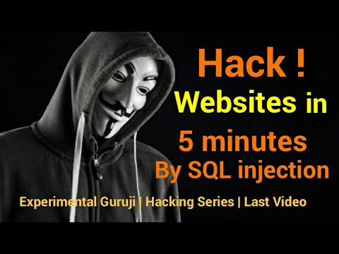 Hack Websites in 5 minutes with android 1000% Working
