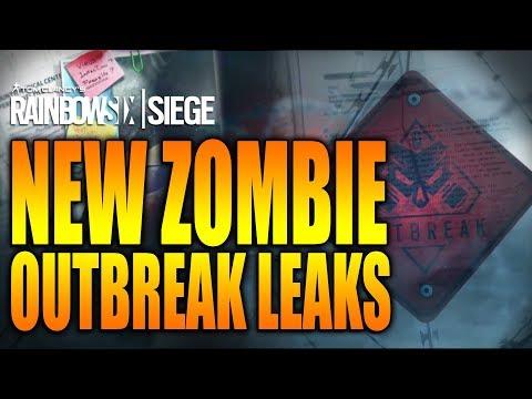 Rainbow Six Siege - In Depth: NEW Zombie Outbreak Leaks