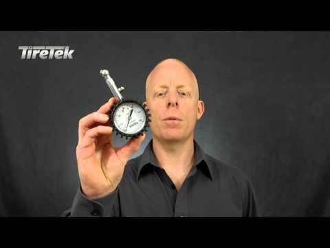 The Accurate Tire Pressure Gauge from TireTek
