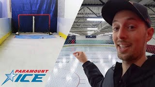Download My NEW Hockey Training Facility | Paramount Ice Complex Video