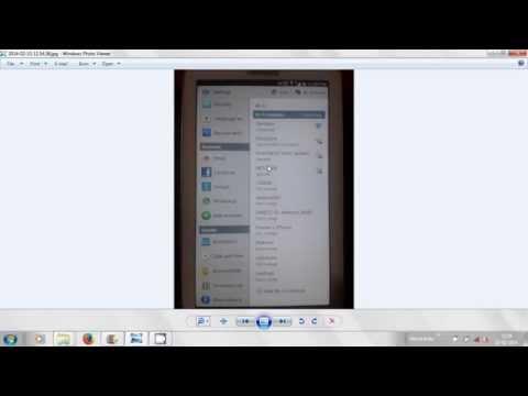 Samsung Galaxy Tab 3 - IMEI number/IP address/MAC/Build/Kernel/Model/Andriod version