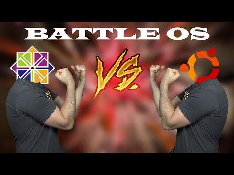 Plex Battle OS Ep. 3 - Ubuntu Server VS CentOS 7