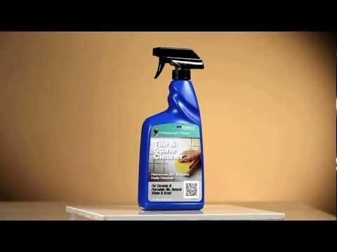 Miracle Sealants - Tile & Stone Cleaner Spray - Ready to Use