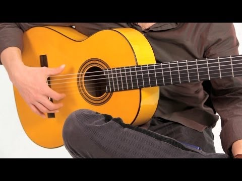 Thumb Technique | Flamenco Guitar