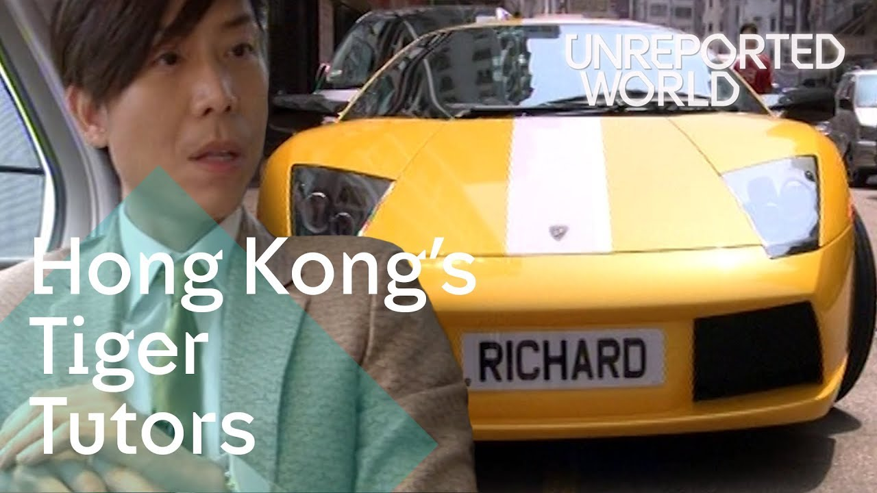 Getting rich teaching Hong Kong's kids   Unreported World