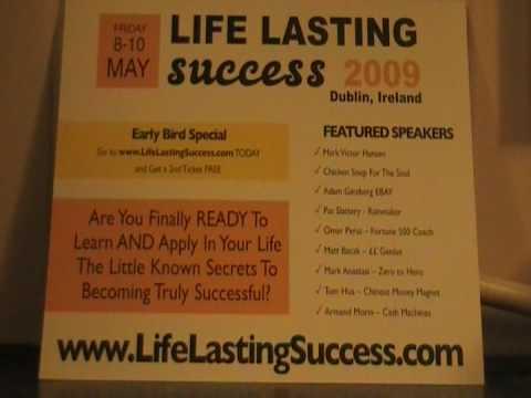 21 Step Plan To Making Money Online - Life Lasting Success, Ireland