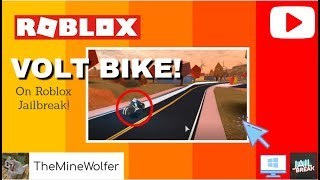 329d586c394 1M VOLT BIKE TRAIN ROBBERY!! | ROBLOX JAILBREAK LIVE