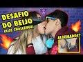 DESAFIO DO BEIJO COM MINHA AMIGA EX ALGEMADOS KISS CHALLENGE 3
