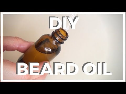 Beard Oil ♥ DIY