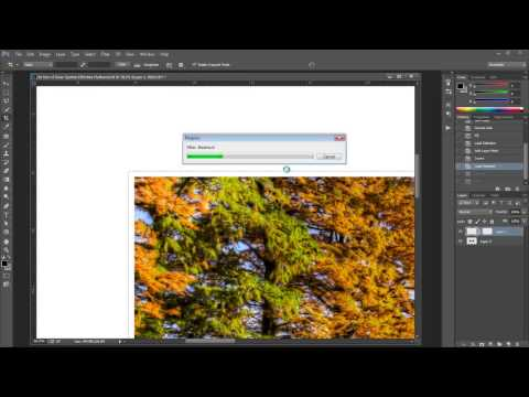 How To Make a Matte Frame in Photoshop
