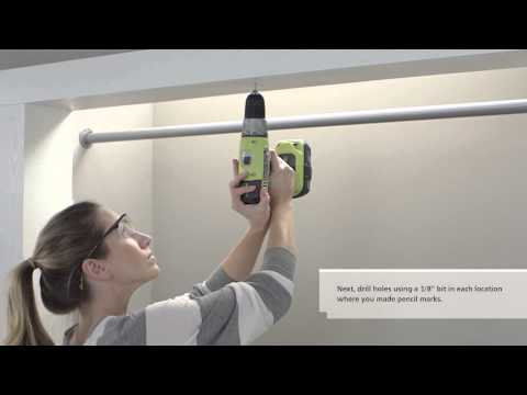 Contractors Wardrobe: How to install a sliding door