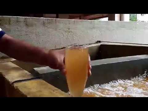 Iron removal from Borewell water - Water filter