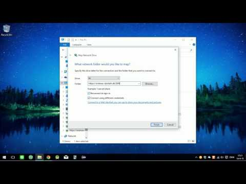 Synology Tutorials   Access your files from Windows Explorer