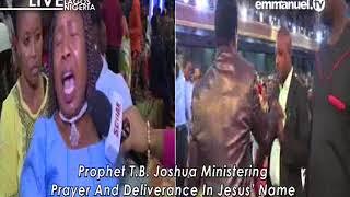 Prophet TB Joshua Videos - 9tube tv