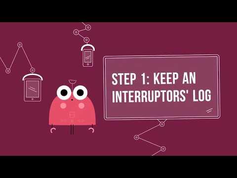 managing interruptions