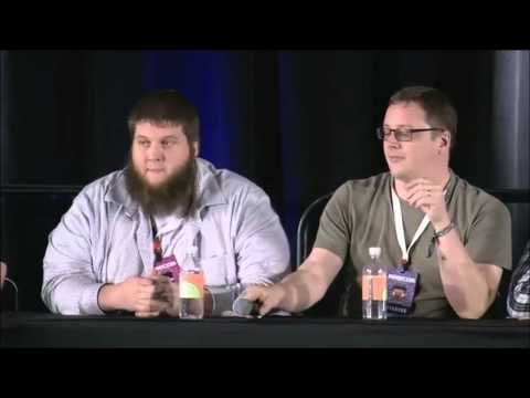 'Do any of you have autism?' - Minecon 2013 panel cringe