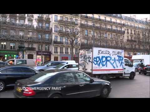 Urgence POLICE PARIS ( Paris Police Responding
