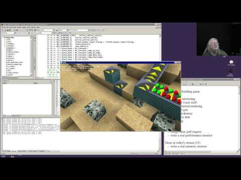 open block building game programming #33 2/3