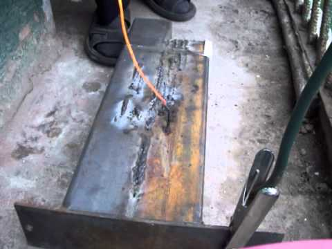 MMA welder inverter without anti stick function