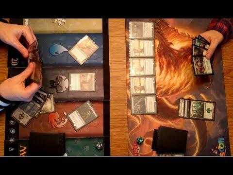MTG Budget Elves vs Zombies Round 1