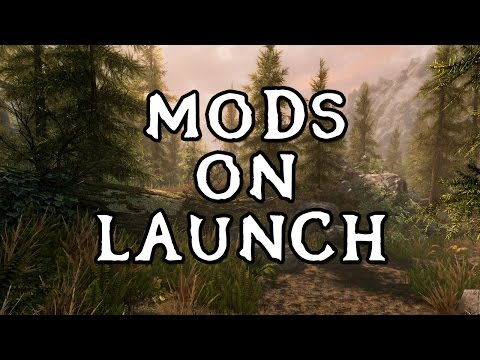 Skyrim SE Mods Available At Launch