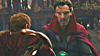 Download Russo Bros Explain EXACTLY What Dr. Strange Saw In His Vision AVENGERS INFINITY WAR Video