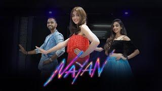 NAYAN | Tejas Dhoke & Ishpreet Dang Ft. Dhvani Bhanushali | Dancefit Live