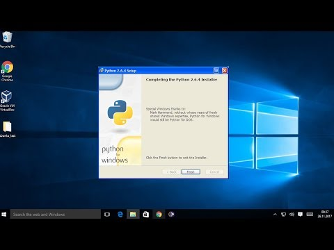 How to Install Python 3.6 on Windows 10
