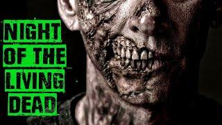 NIGHT OF THE LIVING DEAD | George Romero | Duane Jones | Full Length Horror Movie | English | HD