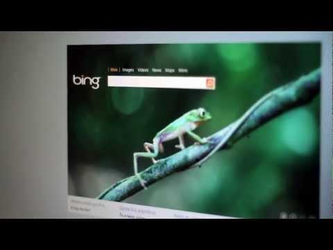 Bing bashes on Google's gates