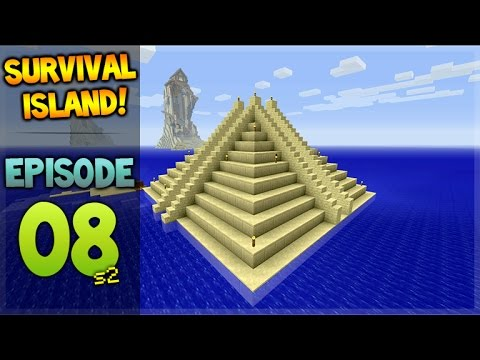 Minecraft Xbox - Survival Island - Bridge To Another Side Episode 8