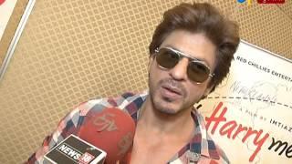 Jab Harry Met Sejal   Shah Rukh Khan   Anushka Sharma   Interview   Imtiaz Ali 
