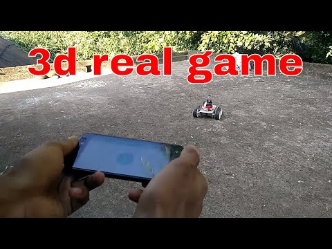 How to make gesture control robot car using arduino & smartphone/arduino accelerometer