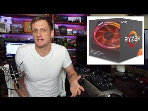 AMD Ryzen 7 2700x Early Benchmarks and Overclocking Results