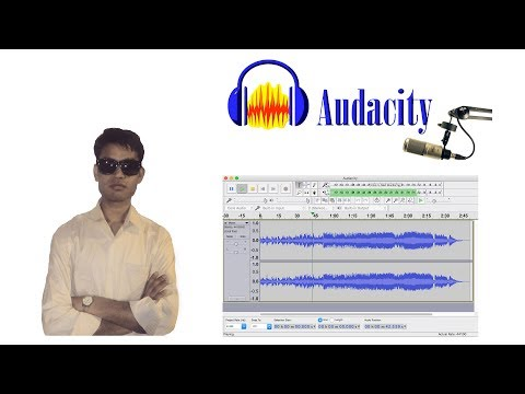 How to use audacity  make karaoke song | Remove vocal in song