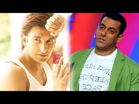 Ranveer Singh Breaks Salman's VIRGINITY!