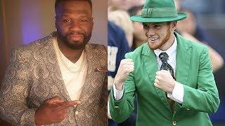 50 Cent Calls Conor McGregor An Irish Leprechaun
