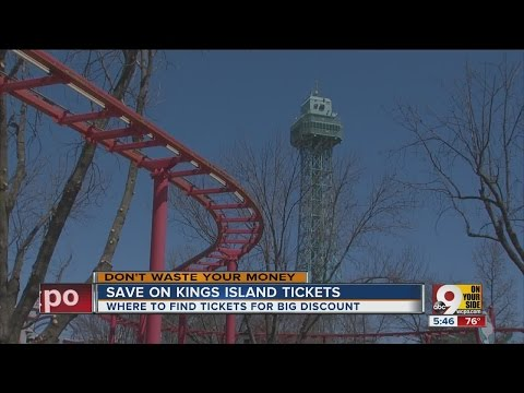 Kings Island: How to save on tickets