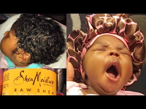BABY HAIR CARE HOW TO GROW CHILD'S HAIR