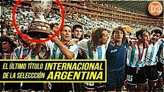 El día en que MÉXICO acarició la Copa América (2/2) ★ D3D2