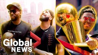 Download Toronto Raptors NBA championship parade and rally 🏀🍾 | LIVE Video